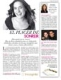 Nota de Premsa ELLE 2011 Clínica Dental Dra. Nayra Grau